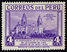 Buy Peru **U-Pick** Stamp Stop Box #149 Item 39 |USS149-39