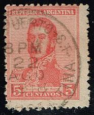 Buy Argentina #253 Jose de San Martin; Used (0.25) (1Stars) |ARG0253-07XBC