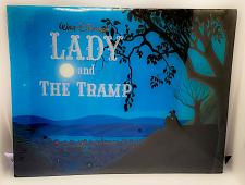 Buy NEW WALT DISNEY'S LADY AND THE TRAMP LITHOGRAPH SET FACTORY SEALED