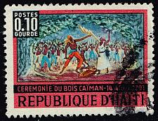 Buy Haiti #581 Caiman Woods; Used (0.25) (1Stars) |HAI0581-01XVA