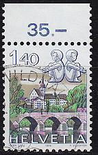 Buy SCHWEIZ SWITZERLAND [1986] MiNr 1314 ( O/used ) Tierkreis