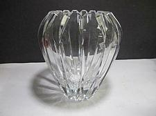 Buy Cut glass heavy flower vase