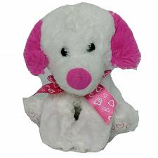 Buy Goffa International Valentine Dog Heart Plush Stuffed Animal 6.5""