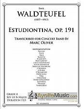 Buy Waldteufel - Estudiontina, Op. 191