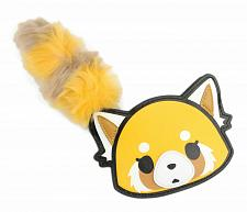 Buy New Hello Kitty Aggretsuko Coin Purse: Two Sides Free Shipping
