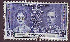 Buy CEYLON SRI LANKA [1937] MiNr 0229 ( O/used )