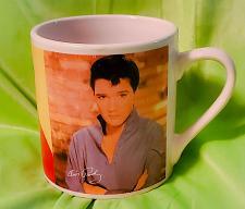 Buy King Of Rock Elvis Presley Just For You Signature Mug By Mega Toys Coffee Mug