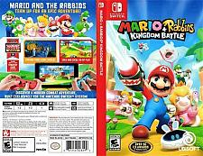 Buy Mario + Rabbids Kingdom Battle, Ubisoft, Nintendo S - Brand New - Free Shipping!