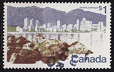 Buy KANADA CANADA [1972] MiNr 0496 DyII ( O/used ) Bauwerke