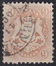 Buy GERMANY Bayern Bavaria [1873] MiNr 0028 Y ( O/used ) [01]