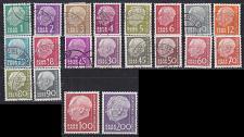 Buy GERMANY Saar [1957] MiNr 0380-99 ( O/used )