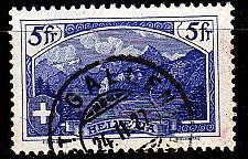 Buy SCHWEIZ SWITZERLAND [1914] MiNr 0122 ( O/used )