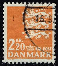 Buy Denmark #442 State Seal; Used (3Stars) |DEN0442-01XBC