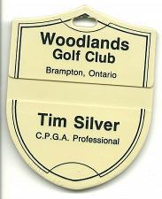 Buy Woodlands Golf Club Brampton Ontario Canada Golf Bag Tag Fob