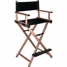 Buy Portable Professional Makeup Artist Beauty Directors Chair Light Weight Foldable