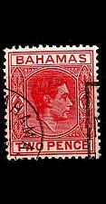 Buy BAHAMAS [1938] MiNr 0108 ( O/used )