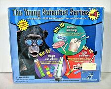 Buy THE YOUNG SCIENTIST SERIES Set 4 multiple experiments 4 complete kits BRAND NEW