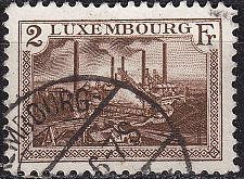 Buy LUXEMBURG LUXEMBOURG [1925] MiNr 0164 ( O/used )