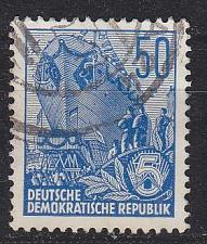 Buy GERMANY DDR [1957] MiNr 0584 B ( OO/used )