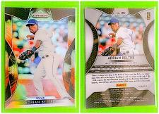 Buy MLB ADRIAN BELTRE TEXAS RANGERS 2019 PANINI PRIZM REFRACTOR #35 MNT