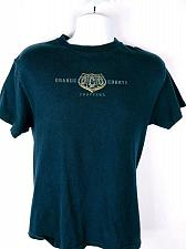 Buy Orange County Choppers New York Men's T-Shirt Med Graphic Short Sleeve Blue