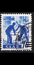 Buy GERMANY Saar [1947] MiNr 0231 II ( O/used ) [03]