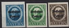Buy GERMANY Bayern Bavaria [1919] MiNr 0116 II B ex ( */mh )