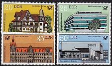 Buy GERMANY DDR [1982] MiNr 2673-76 ( **/mnh ) Architektur