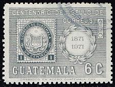 Buy Guatemala **U-Pick** Stamp Stop Box #157 Item 96 |USS157-96XVA