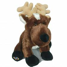 "Buy Ganz Webkinz Reindeer Brown Christmas Plush Stuffed Animal HM137 No Code 9"""
