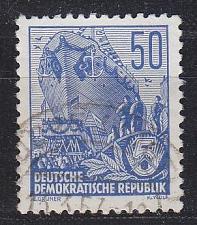 Buy GERMANY DDR [1955] MiNr 0457 ( OO/used )