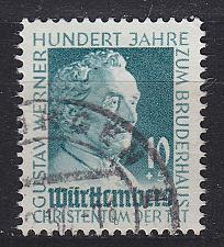 Buy GERMANY Alliiert Franz. Zone [Württemberg] MiNr 0047 ( O/used )