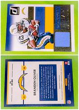 Buy NFL Branden Oliver San Diego Chargers 2015 Panini Threads Game-worn Jersey Mint