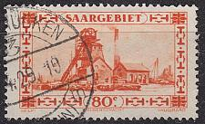 Buy GERMANY Saar [1926] MiNr 0116 ( O/used )