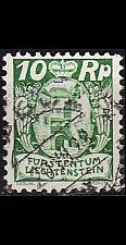 Buy LIECHTENSTEIN [1925] MiNr 0068 ( O/used )