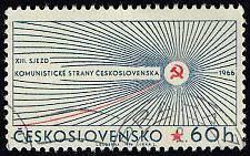 Buy Czechoslovakia **U-Pick** Stamp Stop Box #160 Item 15 |USS160-15XVA