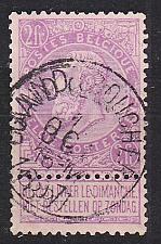 Buy BELGIEN BELGIUM [1893] MiNr 0059 ( O/used ) [02]