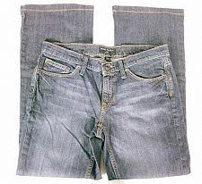 Buy Banana Republic Women's Jeans Size 6P Petite Boot Cut Dark Wash Denim