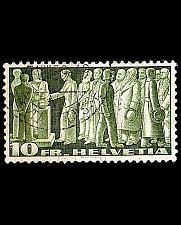 Buy SCHWEIZ SWITZERLAND [1938] MiNr 0330 x ( O/used )