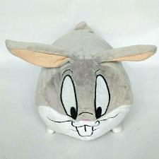 Buy Six Flags Texas Bugs Bunny Looney Tunes Long Rabbit Plush Stuffed Animal 10.5""