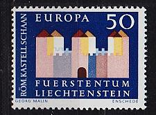 Buy LIECHTENSTEIN [1964] MiNr 0444 ( **/mnh ) CEPT