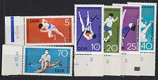 Buy GERMANY DDR [1968] MiNr 1404-09 ( **/mnh ) Olympiade