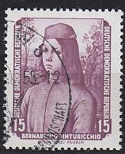 Buy GERMANY DDR [1955] MiNr 0506 ( O/used ) Gemälde