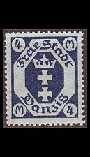 Buy GERMANY REICH Danzig [1922] MiNr 0098 ( **/mnh )