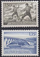 Buy FINLAND SOUMI [1963] MiNr 0582-83 x ( **/mnh ) Landschaft
