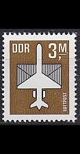 Buy GERMANY DDR [1984] MiNr 2868 ( **/mnh ) Flugzeuge