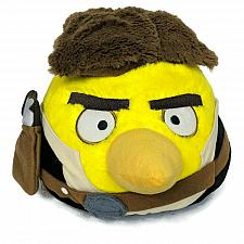 Buy Star Wars Angry Birds Han Solo Plush Stuffed Animal 2012 8""