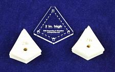 """Buy 51 Piece 2"""" High -""""Kite"""" Shape Mylar Set -Quilting-Sewing"""