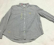 Buy US Polo Assn Button Down Shirt Women`s Cotton Size XL