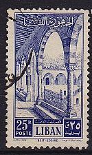 Buy LIBANON LEBANON LIBAN [1954] MiNr 0507 ( O/used )